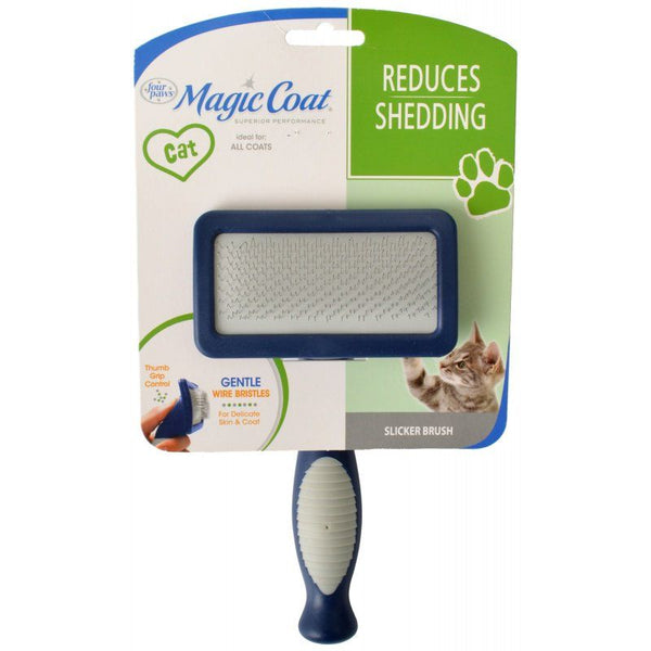 Magic Coat Cat Gentle Slicker Brush