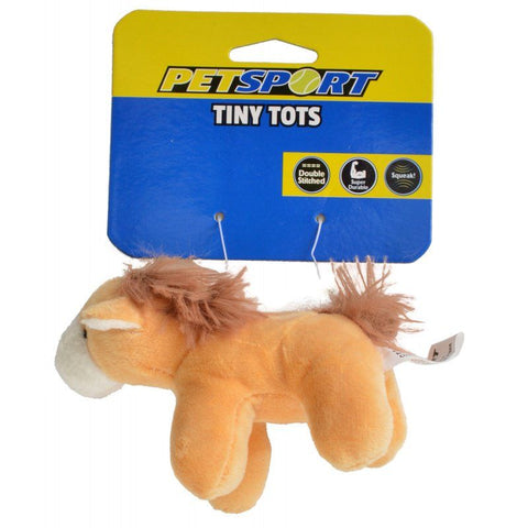 Petsport Tiny Tots Barn Buddies Dog Toy - Assorted Styles