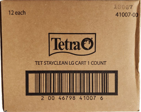 Tetra Bio-Bag Cartridges with StayClean - Large