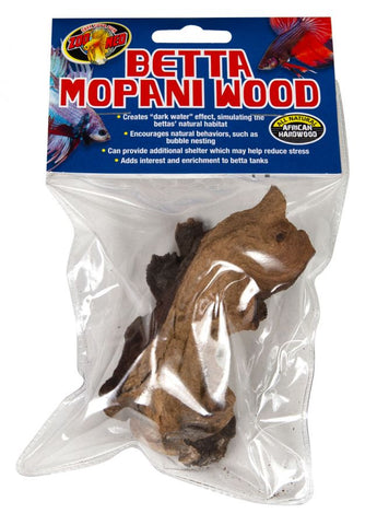 Zoo Med Betta Mopani Wood