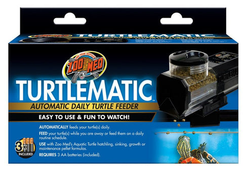 Zoo Med Turtlematic Automatic Daily Turtle Feeder