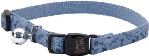 Coastal Pet New Earth Soy Adjustable Cat Collar - Fish