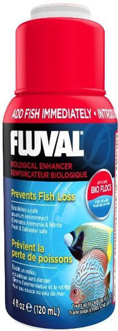 Fluval Biological Enhancer Aquarium Supplement