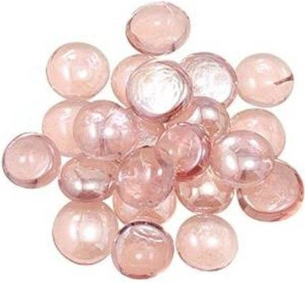 Penn Plax Aqua Life Gem Stones Pink Aquarium Decor