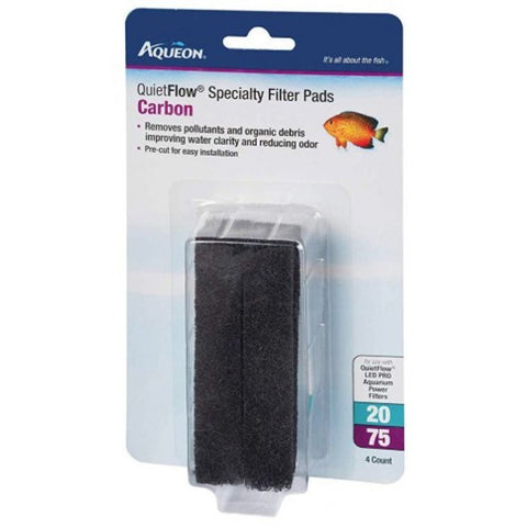 Aqueon Carbon for QuietFlow LED Pro 20/75