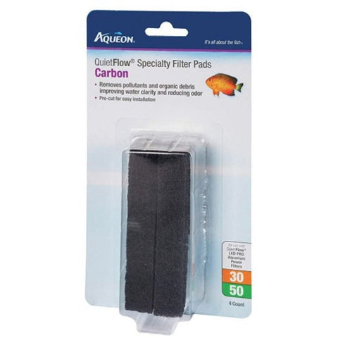 Aqueon Carbon for QuietFlow LED Pro 30/50