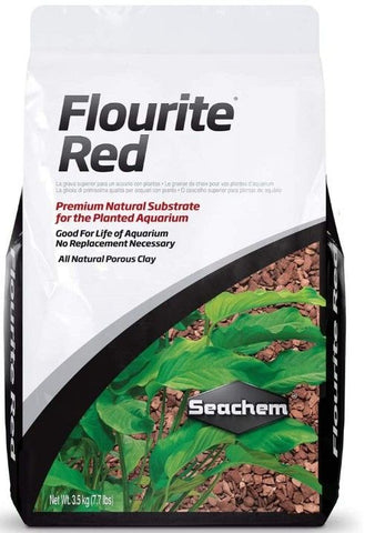 Seachem Flourite Red Aquarium Substrate