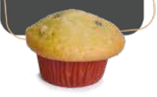 Mini Muffin Amaranto