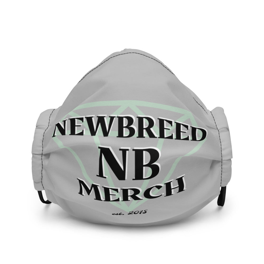 NewBreedMerch Premium face mask
