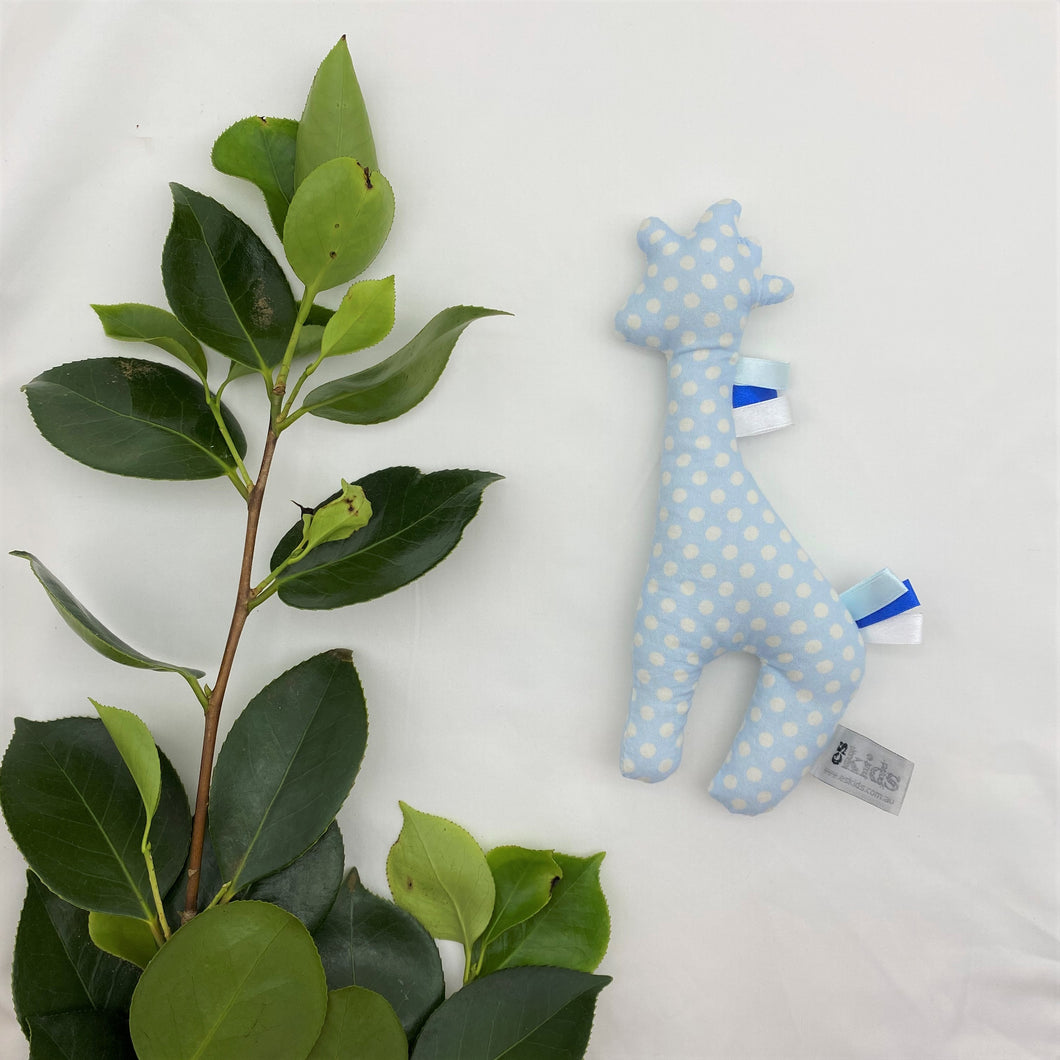 Little Rattle Sensory Pal - Blue