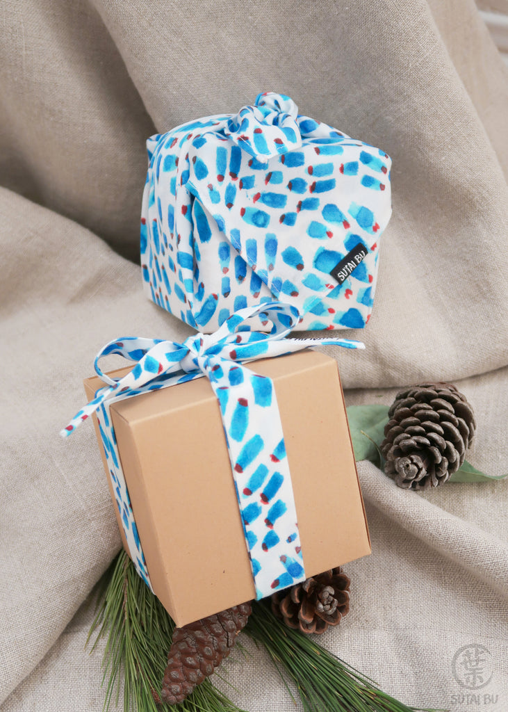 Gift Wrapping without Paper