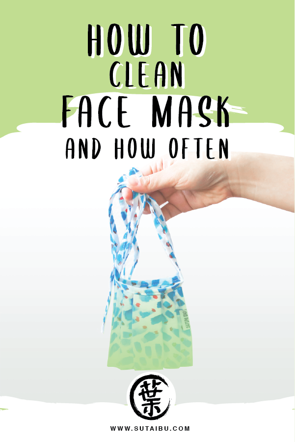 How to Clean Cloth Face Masks and How Often