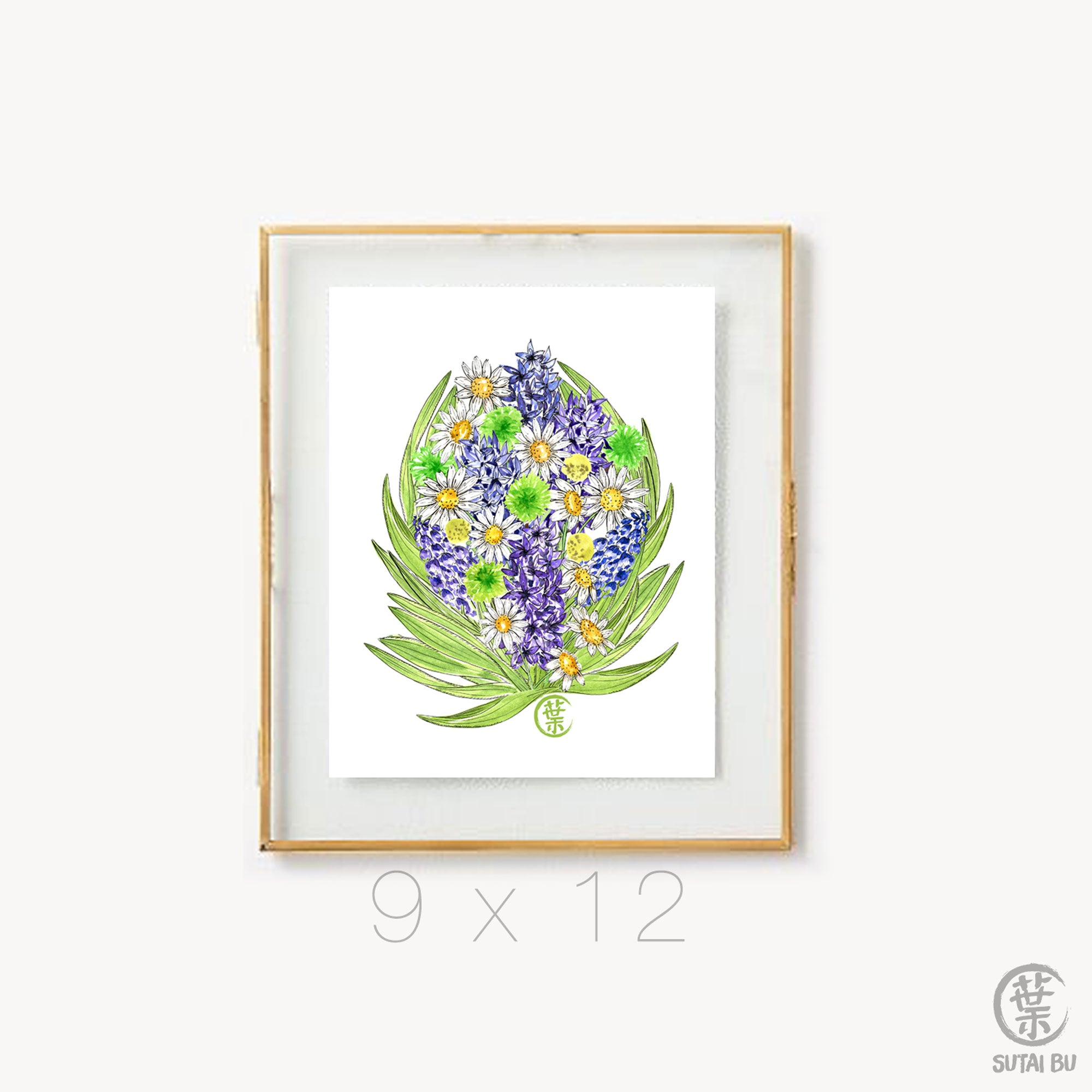 Hyacinth Bouquet