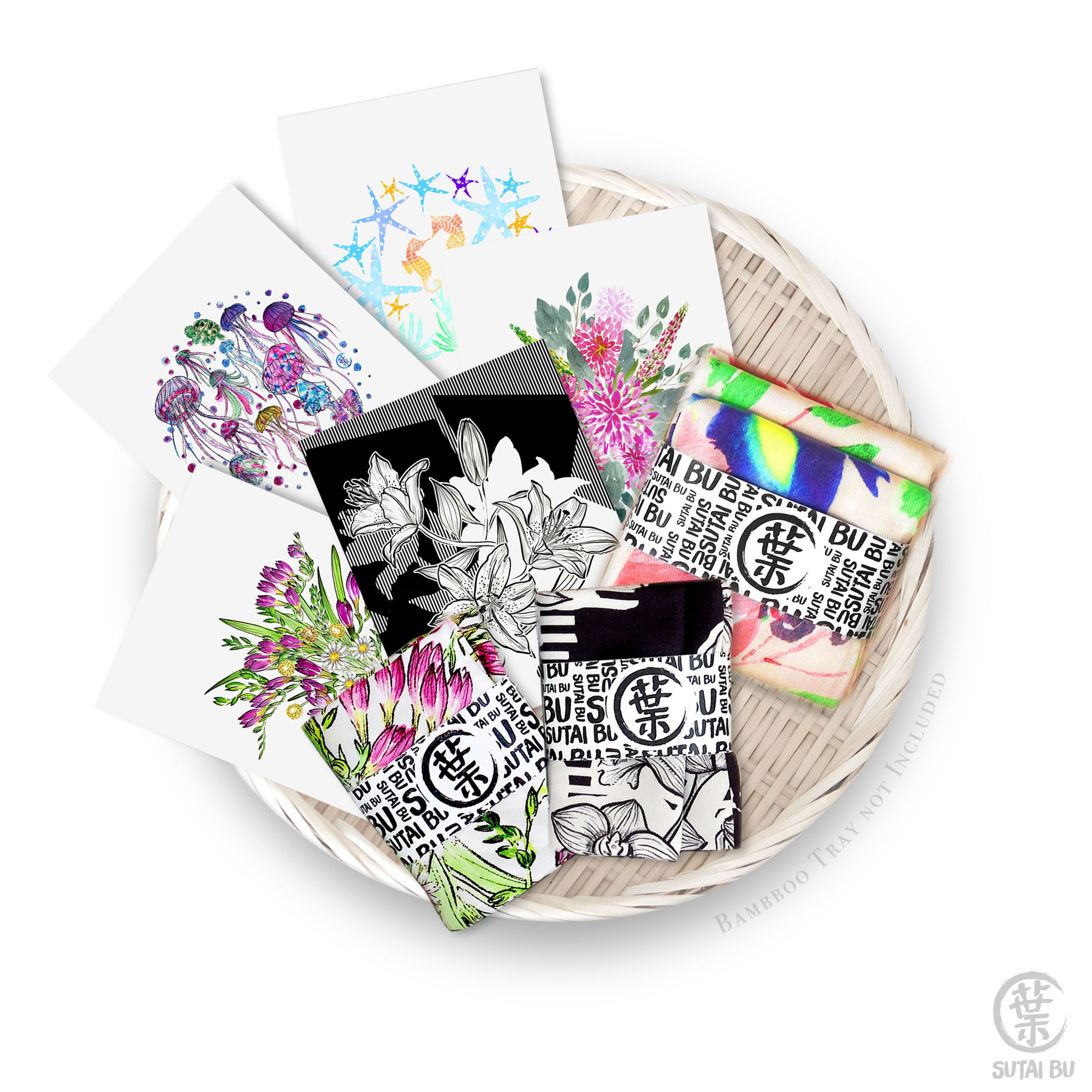 Art & Wrap Set