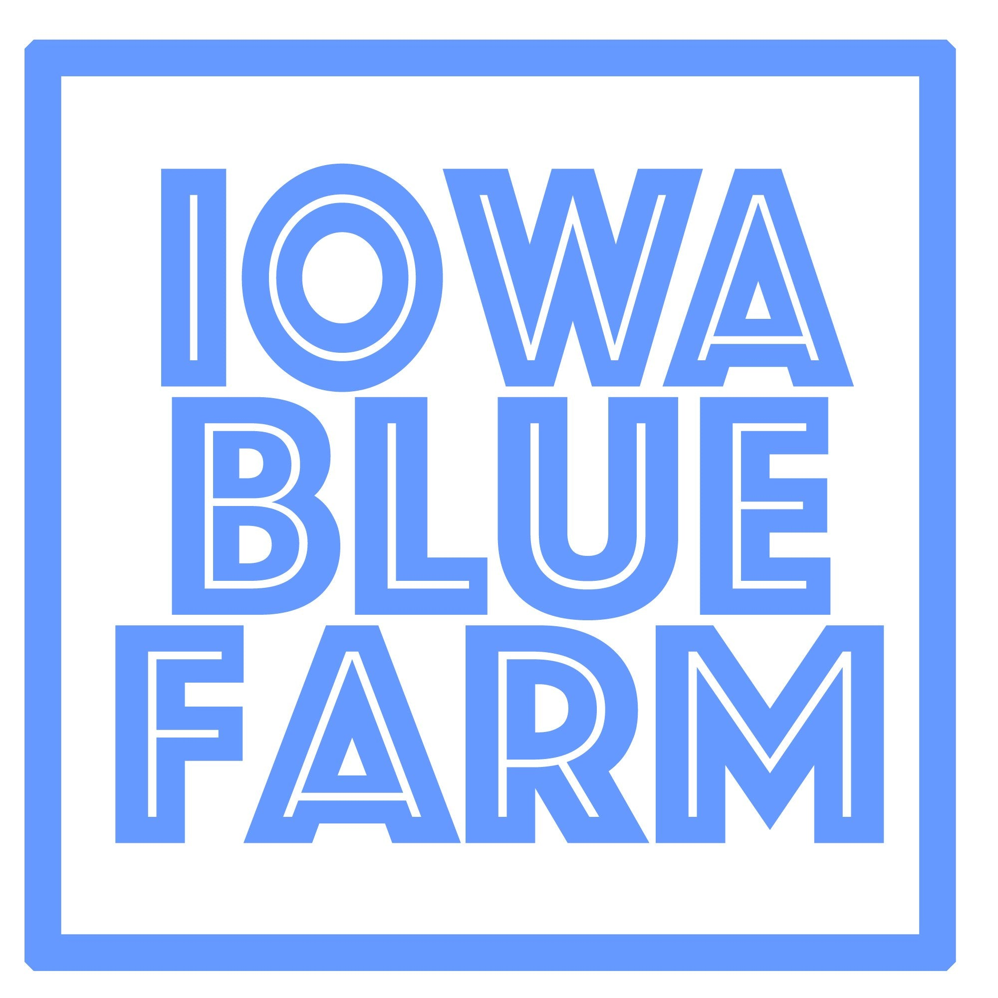 Iowa Blue Farm