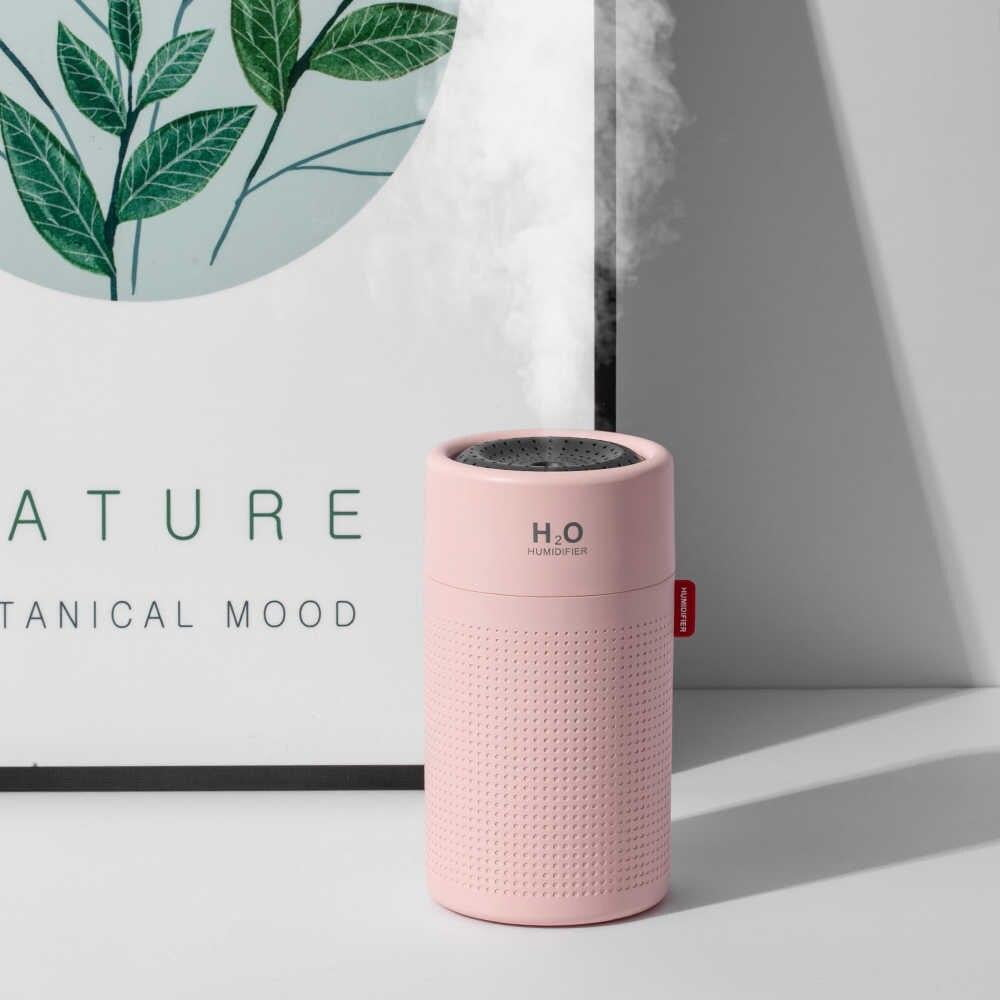 Classic Portable Air Humidifier Pink