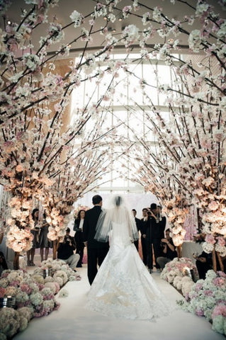 Winter wedding ideas 2017-2018
