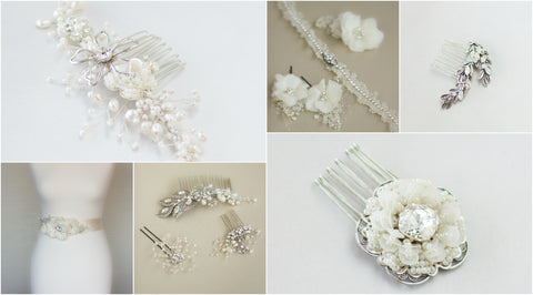 Wedding accessories 2018