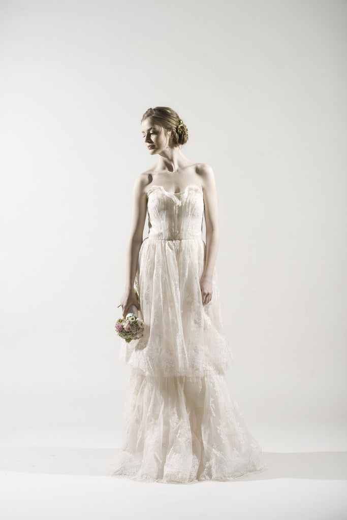 Carolina Herrera Diana Lace Gown For Kleinfeld Instant Filters 2