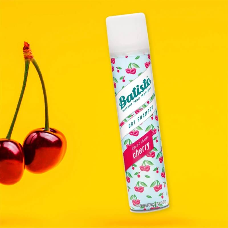 Batiste Shampoo Seco Cherry 200ml