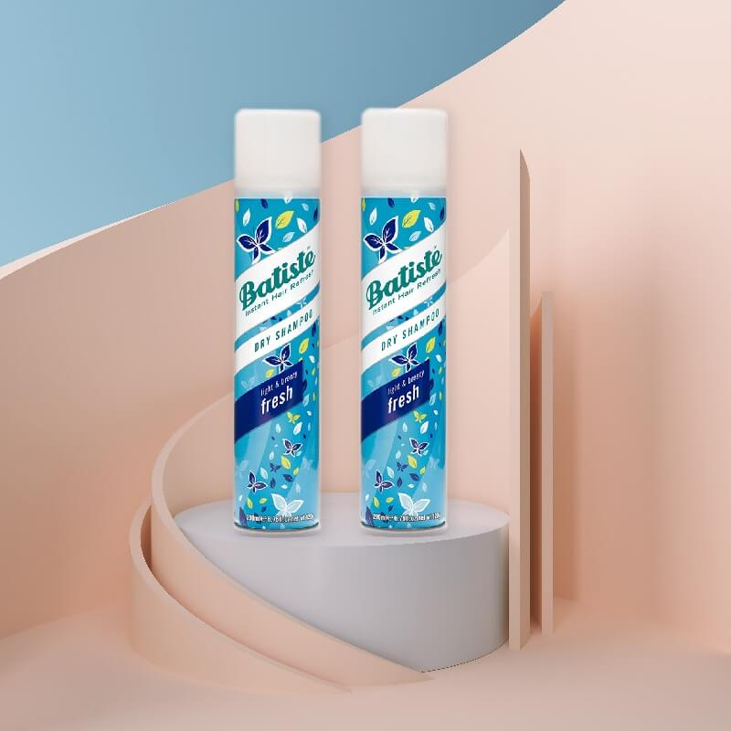Pack X2 Batiste Fresh 200ml