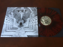 "Load image into Gallery viewer, Socioclast - ""S/T"" LP (Blood Red with Black Splatter)"