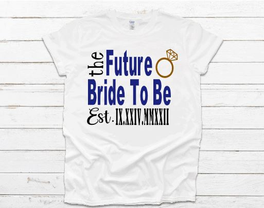 The Future Bride to Be