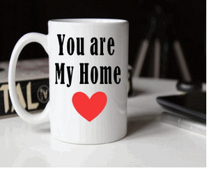 You are my home mug