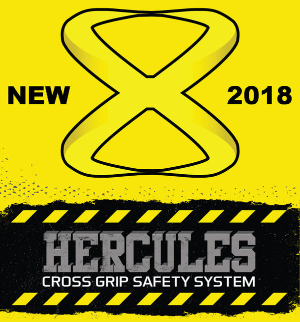 HAWK® UPGRADES LADDER STANDS WITH HERCULES™