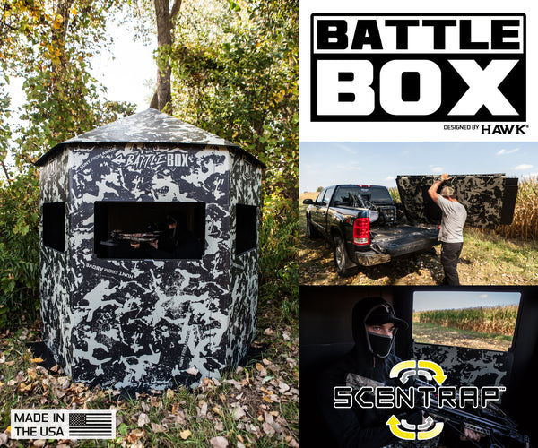 HAWK® BATTLEBOX™ BLIND