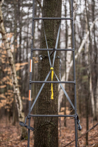 15' COCKPIT 2-MAN LADDER STAND