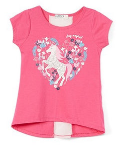 Littoe Potatoes Girls' Top