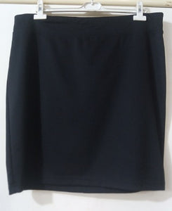 Style And Co Stretch Black Women Short Skirt