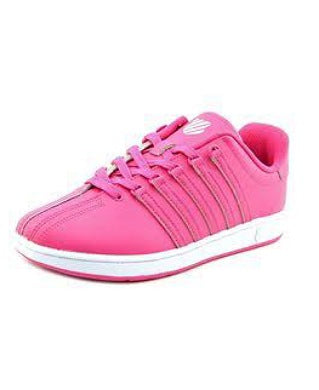 K.Swiss Pink Children shoe
