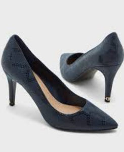 Francisco De Goya Navy Blue Women Shoe
