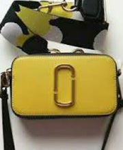 Load image into Gallery viewer, Yellow Mini Women Handbags