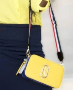 Yellow Mini Women Handbags