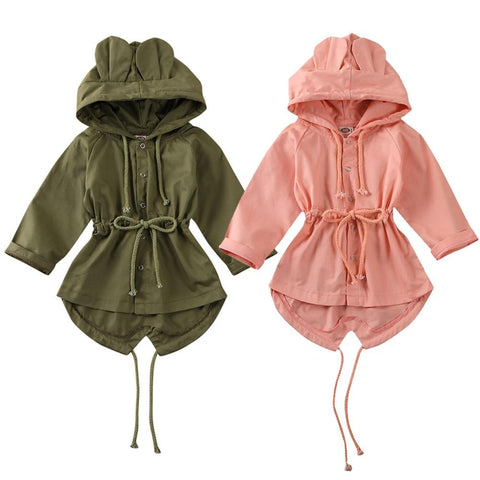 Sage Hooded Jacket