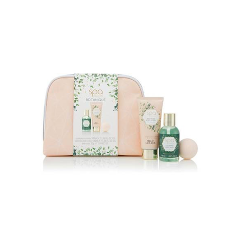 Style & Grace Spa Collection Cosmetic Bag Gift Set
