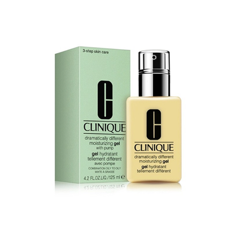 Clinique Dramatically Different Moisturizing Gel with Pump (125ml)
