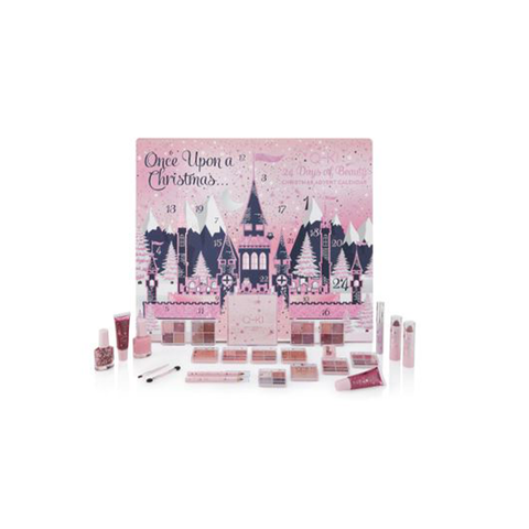 Q-KI 24 Days of Beauty Once Upon A Christmas Advent Calendar