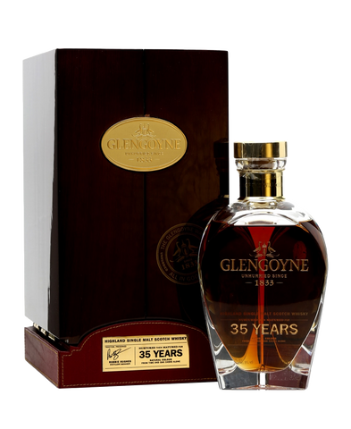 Glengoyne 35 Year Old In Decanter (46.8% ABV)