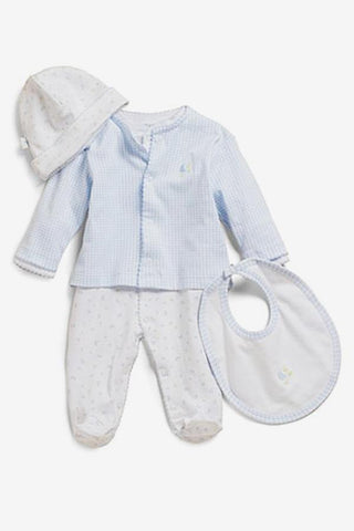 Kissy Kissy Stars and Moon Take Me Home Baby Set
