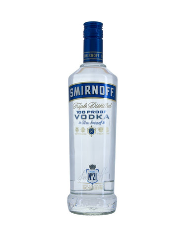 Smirnoff Blue Label