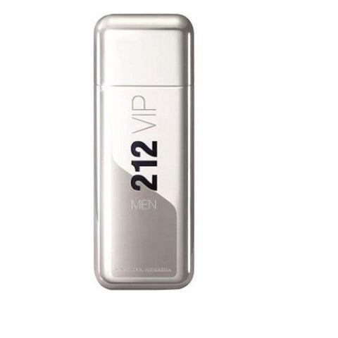 212 VIP For Men By Carolina Herrera Eau De Toilette Tester Spray 3.4 oz