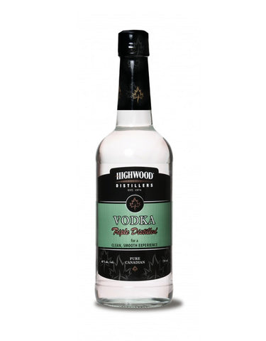 Highwood Premium Vodka - 1.75 L
