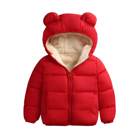 Logan Bear Jacket