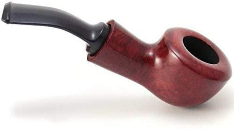 La Costa Mediterranean Briar Wood Tobacco Pipe