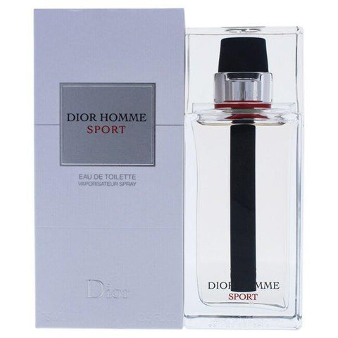 Dior Homme Sport For Men By Dior Eau De Toilette Spray 2.5 oz