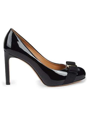 Salvatore Ferragamo Pimpa Patent Leather Pumps